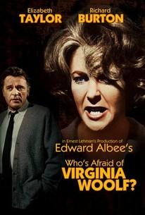 Image result for who's afraid of virginia woolf