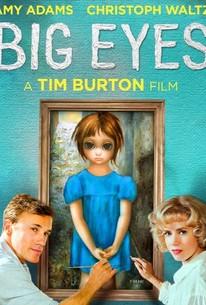 Big Eyes movie poster