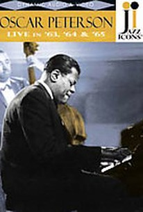 Jazz Icons - Oscar Peterson: Live in '63, '64 & '65
