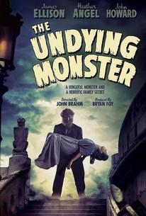 The Undying Monster (The Hammond Mystery)