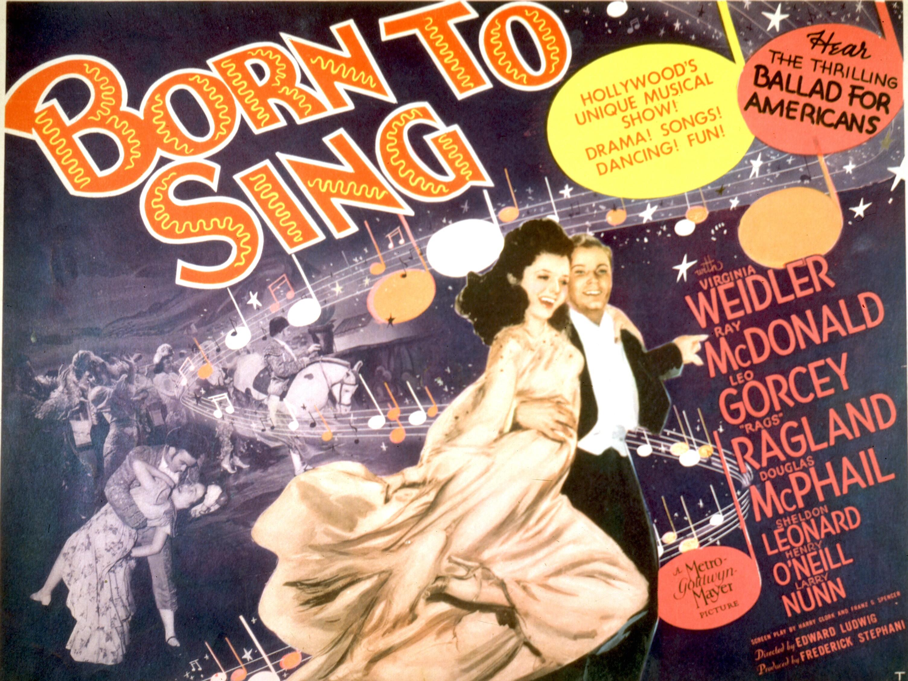 Born to Sing