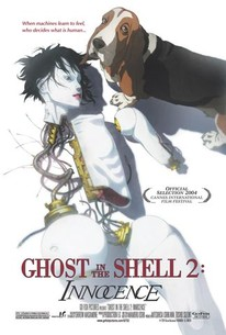 Ghost in the Shell 2 - Innocence (2004) - Rotten Tomatoes