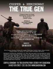 Cooper and Hemingway: The True Gen
