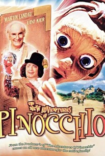 Las Nuevas Aventuras de Pinocho