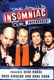 Dave Attells's Insomniac Tour Uncensored!
