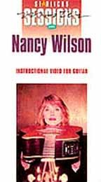 Master Sessions with Nancy Wilson - Guitar