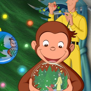 Curious George Christmas.Curious George A Very Monkey Christmas 2009 Rotten Tomatoes
