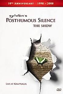 Sylvan - Posthumous Silence The Show: Live At Kampnagel