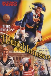 Münchhausen (The Adventures of Baron Munchausen)
