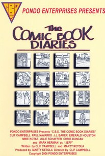 Comic Book Diaries