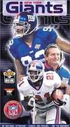 New York Giants 2001 Official NFL Team Video