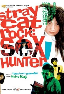 Nora-neko rokku: Sekkusu hanta (Stray Cat Rock: Sex Hunter)