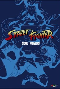 Street Fighter - Soul Powers