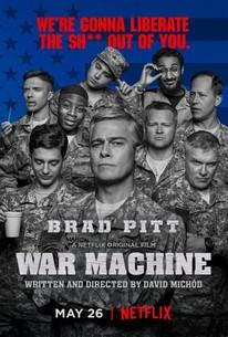 War Machine (2017) - Rotten Tomatoes