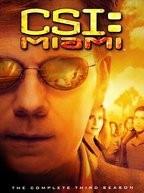 CSI: Miami - The Complete Third Season