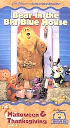 bear in the big blue house halloween thanksgiving a berry bear christmas - Bear Inthe Big Blue House A Berry Bear Christmas