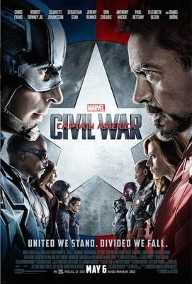 Captain America: Civil War (2016) - Rotten Tomatoes