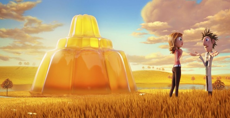 Cloudy With a Chance of Meatballs (2009) - Rotten Tomatoes