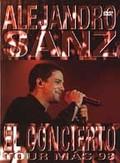 Alejandro Sanz - El Concierto Tour Mas 98
