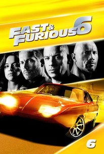 Fast Furious 6 2013 Rotten Tomatoes