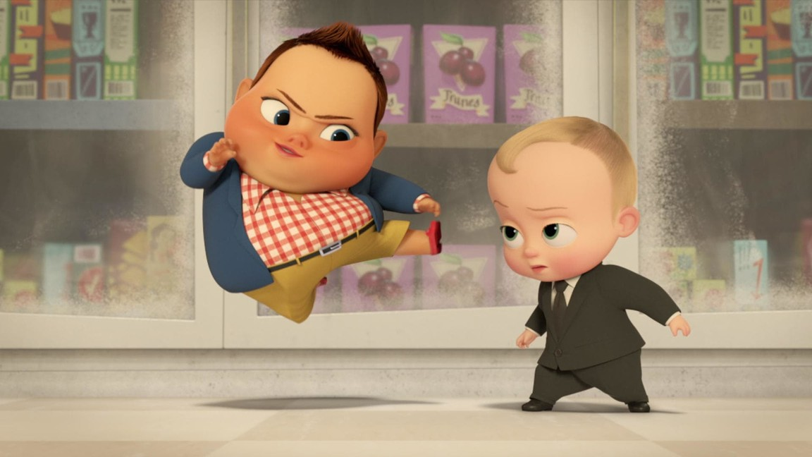 The Boss Baby Back In Business Season 2 Rotten Tomatoes