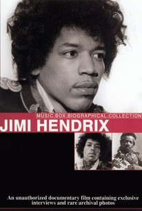 Music Box Biographical Collection: Jimi Hendrix