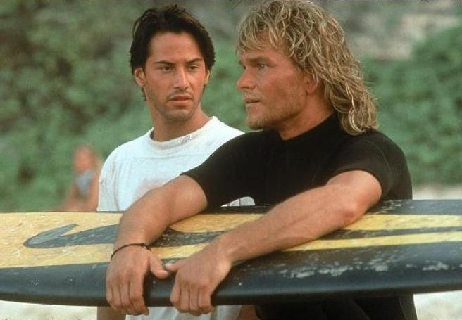 Image result for keanu reeves point break