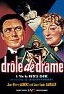 Drole de Drame (Bizarre Bizarre) (Drôle de drame ou L'étrange aventure du Docteur Molyneux)