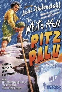 The White Hell of Pitz Palu (Die weiße Hölle vom Piz Palü)