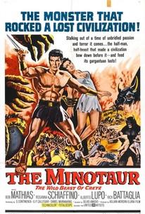 Teseo Contro il Minotauro (Warlord of Crete) (The Minotaur)