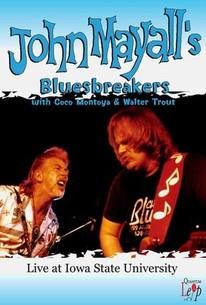 John Mayall & the Bluesbreakers: Live at Iowa State University