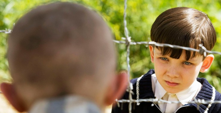 The Boy In The Striped Pajamas The Boy In The Striped Pyjamas 2008 Rotten Tomatoes