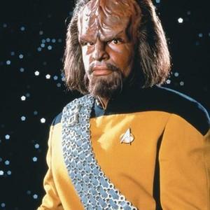 Michael Dorn as Lt. Worf