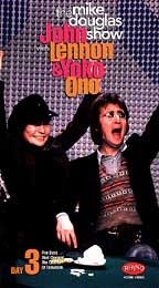 Mike Douglas Show with John Lennon and Yoko Ono, The: Day 3