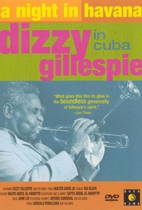 Night in Havana: Dizzy Gillespie in Cuba
