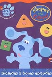 Blue's Clues - Shapes and Colors!
