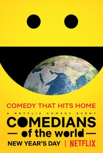 Comedians of the World: Australia & New Zealand - Rotten Tomatoes