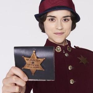 Rebecca Liddiard as Mary Shaw