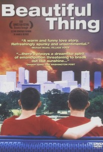 Beautiful Thing 1996 Rotten Tomatoes