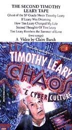 Second Timothy Leary Tape