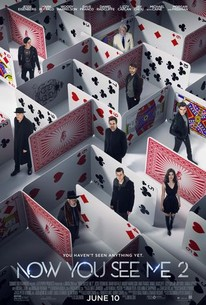 Now You See Me Quotes Simple Now You See Me 2 2016  Rotten Tomatoes