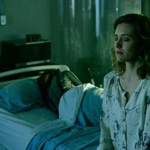 Orphan Black: Season 2, Episode 9, Cosima (Tatiana Maslany) and Delphine (Evelyne Brochu)