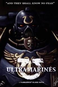 Ultramarines: A Warhammer 40,000 Movie