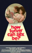 Sessomatto (How Funny Can Sex Be?)