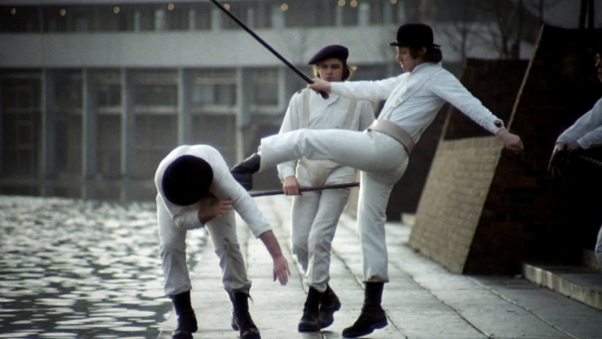 a clockwork orange rotten tomatoes