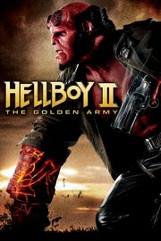 Hellboy II: The Golden Army (Hellboy 2) (2008)