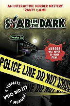 Stab in the Dark: An Interactive Muder Mystery Party Game