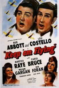 Keep 'em Flying
