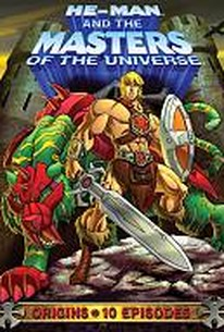 He-Man and the Masters of the Universe: The Beginning