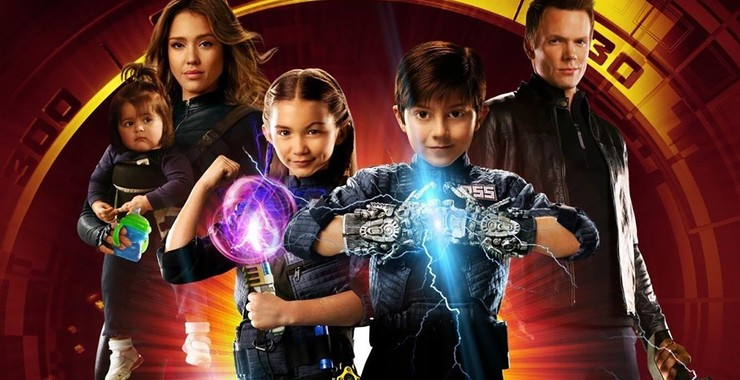 Spy Kids: All the Time in the World in 4D (2011) - Rotten Tomatoes